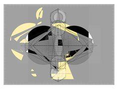 Geometric Composition 080416 C by Senecal on DeviantArt