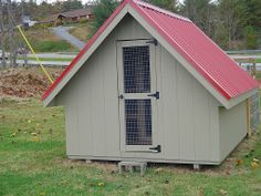 Incroyable Chicken Coops U0026 Rabbit Pens   Sheds Direct   Your Source For NC Amish Built  Storage