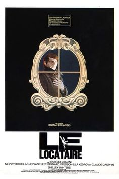 Watch Streaming The Tenant : Summary Movies A Quiet And Inconspicuous Man Rents An Apartment In France Where The Previous Tenant Committed. Scary Movies, Good Movies, Popular Ads, Shelley Winters, The Tenant, Roman Polanski, Streaming Vf, Friends Show, Being A Landlord