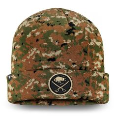 37a47935730 New York Rangers Fanatics Branded Authentic Pro Military Appreciation  Cuffed Knit Hat Camo. NHL Caps   Hats