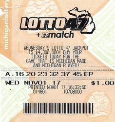 Mackinac County Man Wins Millions Playing Lotto 47