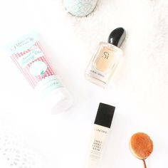 Rounded up my favourite products for April in todays post make sure to have a read  - What products have you been loving this month? #bbloggers #beautyblog #beautyblogger #beauty #makeup #instabeauty #makeupaddict #flatlaylove #bloglove #thatsdarling #lbloggers #lifestyle #lifeblogger #simpleliving #nothingisordinary #flatlayoftheday #bloglife #successfulwomen #motivationnation #makeupblogger #bloggersofinstagram #lancome #patisseriedebain #giorgioarmani #si #favourites