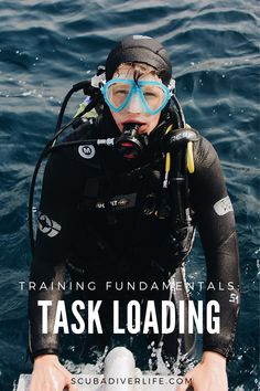 If a diver must deal with too many tasks simultaneously (or even just one task that they struggle with) stress and confusion can result. The diver may then enter a cycle of perceptual narrowing — focusing solely on trying to address one perceived problem or task — to the detriment of their overall situation in the water. #taskloading #scubadiving #diving #scubadivingfundamentals #scubadivingtrainingfundamentals #trainingfundamentalsscubadiving Technical Diving, Carry Back, Best Scuba Diving, Selfie Stick, Open Water, The Incredibles, Confusion, Stress, Articles