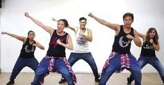 MMJ 'HayPa'   Zumba® Choreography