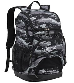 ac111f6843 Speedo Large 35L Teamster Backpack at SwimOutlet.com - Free Shipping