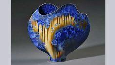 Crystalline Glazed Vase, Ginny Conrow (http://www.conrowporcelain.com/