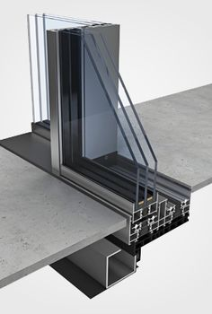 Minimal windows, maximum view by Keller