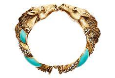 Kissing Horse Bracelet on OneKingsLane.com