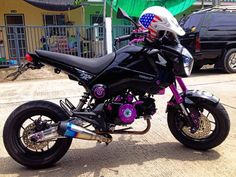 See related links to what you are looking for. Grom Bike, Grom Motorcycle, Motorcycle Helmets, Honda Grom Custom, Honda Grom 125, Honda Grom Exhaust, Honda Powersports, Stunt Bike, Custom Wheels