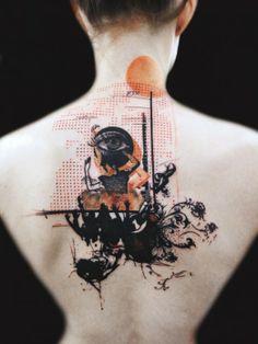 Modern ink