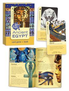 Go Fish - Ancient Egypt photo birdcage
