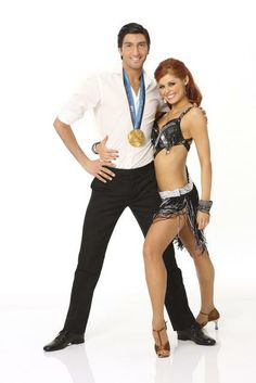 Evan Lysacek & Anna Trebunskaya - Season 10- favorite dance pair out of all Dancing with the Stars seasons.