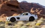 2014 Mercedes-Benz SLS AMG Black Series. With the Black Series claw on the Mercedes-Benz SLS AMG, the firm cut to gave birth to an amazing super star. A dressed in road vehicle racing coupe, is the challenge that is the fifth model of the Black Series family born in 2006 with the SLK 55 AMG