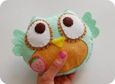 i really need to make some of these.  too cute!