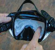 Mask fogging is a common problem. We examine how to determine if a scuba mask fits, defog products available for purchase, and on-the-go remedies. Dive Mask, Scuba Gear, Water Sports, Scuba Diving, Ocean, Cleaning, Tips, Diving