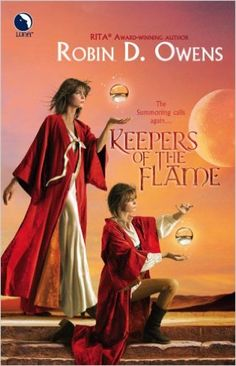 Robin D. Owens - Keepers of the Flame