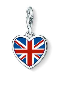 "Get the #THOMASSABO Brit-Style: ...with the #CharmClub pendant London ""Locket heart"" http://thomassa.bo/PeKcbN"