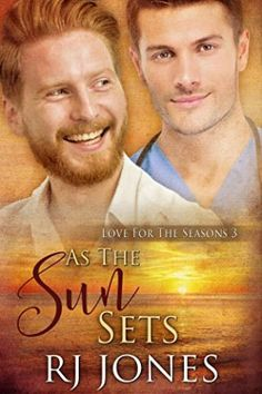As The Sun Sets (Love for the Seasons book 3) | Gay Book Reviews – M/M Book Reviews