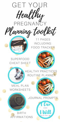 Loose the overwhelm, worry and anxiety during pregnancy. This toolkit walks you step-by-step through setting up a routine that supports your healthy pregnancy and prepares you physically, mentally and spiritually for childbirth. Download your free printable 11 page toolkit today! #healthypregnancy #fitpregnancy #firstpregnancy #naturalpregnancy