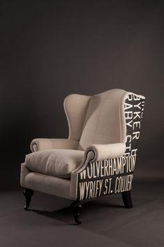 Wordy Chair 6...