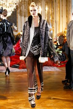 John Galliano | Fall 2011 Ready-to-Wear Collection | Style.com
