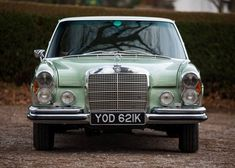 Vintage Cars, Antique Cars, Mercedes S Class, New Tyres, Collector Cars, Classic Cars, Auction, Vintage Classic Cars, Classic Trucks