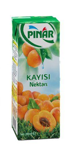 Pınar Kayısı Nektarı 200 ml