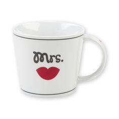 "Tasse ""Mrs."" http://sheepworld.de/shop/Gruss-Co/Tasse-Mrs.html?listtype=search&searchparam=tasse%20mrs"
