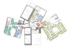 Community Centre Kastelli,Floor Plan