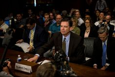 Comey Memo Says Trump Asked Him to End Flynn Investigation - The New York Times