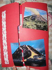 Volcanoes Lapbook~ I like the graph for ours.