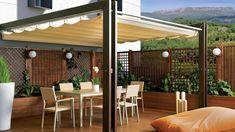 Disfrutar del exterior protegidos del sol: sombrillas y más | Decorar tu casa es facilisimo.com