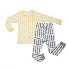 OllCHAENGi Little Boys Girls Kids Cotton Pajama Sleepwear Set Long Sleeve 18M-12Y Party Time