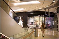 Singapore – Shopping at Orchard Road Singapore – ION Center Prada – Asia
