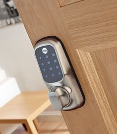 Buy Yale Keyless Connected Smart Lock - Satin Nickel at Argos. Thousands of products for same day delivery or fast store collection. Yale Locks, Keyless Locks, Digital Lock, Christmas Gift List, Timber Door, Key Tags, Door Locks, Apple Watch, Argos