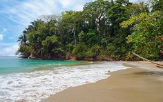 Much of Costa Rica's coastline is untouched, which is a luxury within itself