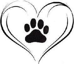 Heart Paw Heart-paw