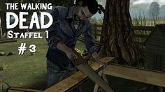 The Walking Dead S01E01 #3 - Auf dem Hof von Hershel Greene - Let's Play The Walking Dead