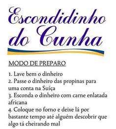 Blog do Eduardo Nino : Receita de Escondidinho do Cunha