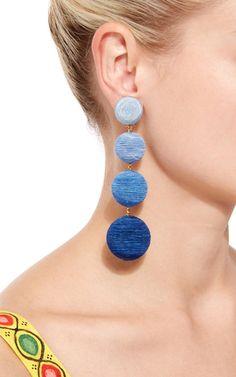 Les Bonbons Earrings by Rebecca de Ravenel   Moda Operandi