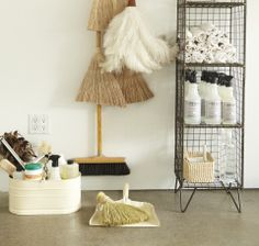 jenni kayne's favorite green cleaning products. earth-friendly and oh so chic!