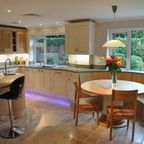American Black Walnut - Transitional - Kitchen - east anglia - by Moylans Design Limited