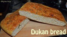 Dukan bread | DUKAN DIET RECIPES