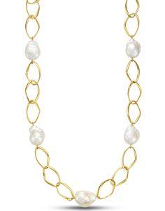 Mastoloni Montauk freshwater pearl necklace | JCK On Your Market