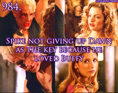 Buffy the Vampire Slayer.