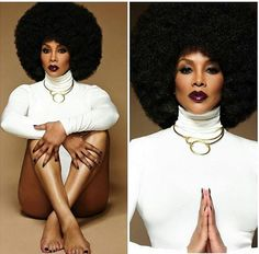 Vivica Fox Looking Gorgeous