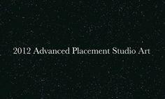 2012 AP Studio Art 2D Design Senior Concentrations by jeanne mcdonagh    Links to student portfolios on site.