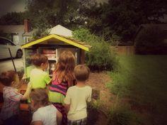Protest crackdown on Little Free Libraries and build your own -- free plans