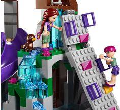 LEGO Friends 41122 - Adventure Camp Tree House | da www.giocovisione.com #lego #legofriends #legofriends2016