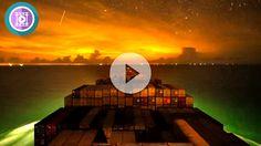 Vídeo: Sin duda el vídeo mas increíble de navegación que he visto… y no es un barco de crucero Grabado en formato de alta calidad 4K y acelerado TimeLapse Llegar a ser un apasionado por…